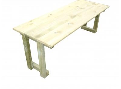 TABLE RECTANGULAIRE MINO